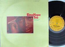 Elmor Hope Trio US ST Reissue LP NM Contemporary S7620 Jazz hard Bop