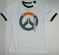 Video Game Logo Overwatch T Shirt New