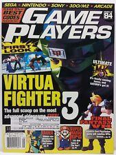 Game Players Magazine Sega Nintendo Playstation 3DO Issue #84 May 1996
