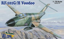 Valom 1/72 Model Kit 72114 McDonnell RF-101G/H Voodoo