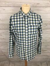 Men's Hollister Shirt - Size Medium - Check - Great Condition