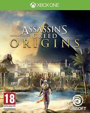 Assassins Creed Origins Xbox One 4k