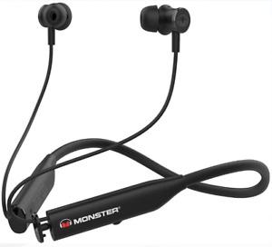 Monster MNFLEX BLK Flex Active Noise Canceling Bluetooth Headphones