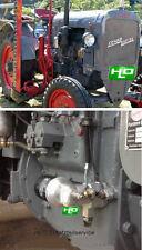 fü.Traktor Eicher 22 25/Ölfilterumbausatz Deutz Motor F2M 414 417 Ackerschlepper