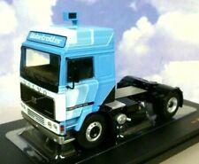 Ixo Models Tr090 Volvo F12 1981 White/blue 1 43