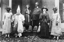 Antique Halloween Costume Photo 846 Oddleys Strange & Bizarre