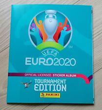 Panini EURO EM 2020 Tournament - Leeralbum International - Empty Album
