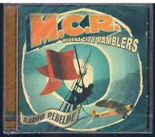 MODENA CITY RAMBLERS RADIO REBELDE CD SIGILLATO!!!