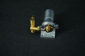 Microcosm M11 Electric Steam boiler feed pump Live Steam