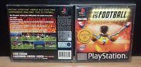 THIS IS FOOTBALL - PS1 - PlayStation 1 - PAL - Italiano - Usato