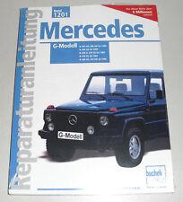 Reparaturanleitung Mercedes G-Modell W460 W461 230 240 250 280 300 GD GE G