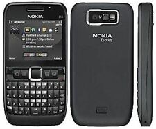 Nokia E63  QWERTY Keypad-Black- Refurbished