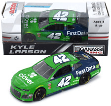 Kyle Larson 2018 ACTION 1:64 #42 Clover First Data Camaro ZL1 Nascar Diecast