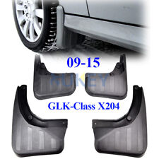 Splash Mud Guards Flaps For Mercedes Benz GLK350 GLK Class 300 2010-2015