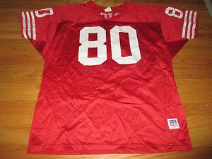 Vintage Wilson JERRY RICE No. 80 SAN FRANCISCO 49ers (XL) Jersey