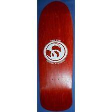 """Spindog 32"""" Pro Park Skateboard Deck Only Red"""