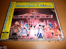 TOKYO DISNEYLAND cd ONCE Upon a MOUSE Mickey Donald Daisy Duck Goofy