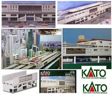 KATO 23-125 STATION CHEMIN DE FER MODULER GÉANT avec échelle aérienne-N
