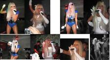Lady GaGa *RARE* pictures/ video clips from the Fame Album Promo Tour