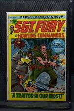 Sgt Fury and His Howling Commandos #93 Marvel Comic 1971 Stan Lee Dick Ayers 7.0