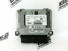 ORIGINALI VW SHARAN 7n 2.0 TDI motore CFGB dispositivo di controllo ECU 03l907309q 03l906018g