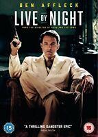 Live By Night DVD (2017) Ben Affleck