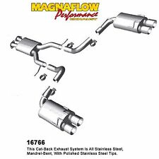 MAGNAFLOW Cat Back Dual Exhaust System 1990-1995 300 ZX 3.0L V6 16766