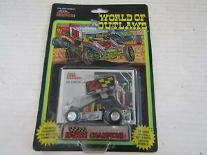 WORLD OF OUTLAWS 1993 Sprint Car Racing Champion 1:64 Diecast ED LYNCH JR