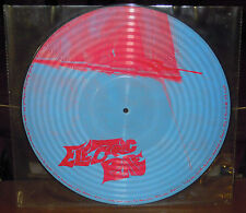 """EP 12"""" ELECTRIC PEACE s/t (Big K 83 USA) picture indie psych rock EX!"""
