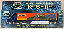 Matchbox Gold Collection King Size Rigs Action System New In Box 1996