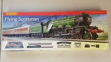 Hornby R1072 Flying Scotsman Complete Train Starter Set R1072 boxed & tested