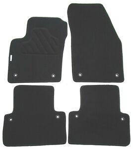 passend für Volvo S40 V50 C30 Autoteppiche Fußmatten Baujahr 2004 - 2012