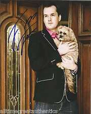 COMEDIAN JIM JEFFERIES SIGNED AUTHENTIC LEGIT STAND UP 8X10 PHOTO B w/COA