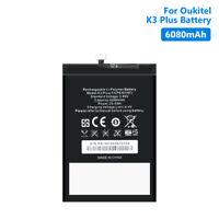 Original Akku Für Oukitel K3 Plus Ersatz Li-Ionen Akkus 6080mAh 5718272