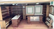 Escala 1:12 Dos Niveles Soporte De Pastel De Vidrio Fino de casa de muñecas en miniatura accesorios G17b