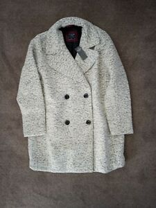 """NWT Womens Abercrombie & Fitch Wool Coat Suit Jacket Size XL Chest 39""""-40"""""""