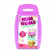 Winning Moves Num Noms Top TRUMPS Card Family Games