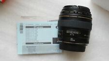 Canon EF 85 mm F/1.8 USM Objektiv - 12 Monate Gewährleistung