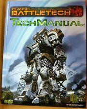 Classic Battletech Techmanual (2007, Hardcover)