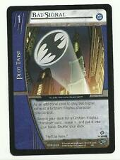 VS Systems DC Comics {Upper Deck 2004, 1st ED} DDR-026 (Bat-Signal) Nice!