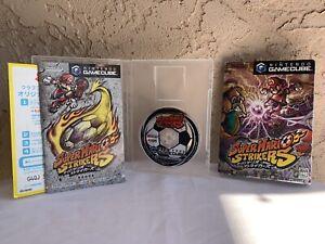 COMPLETE-IN-BOX - Super Mario Strikers (Japanese Version) for Nintendo GameCube