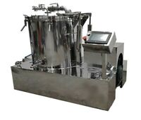 Batch Operated Centrifuge Extractor