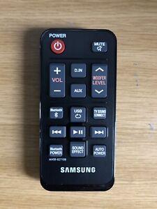 Genuine Samsung Remote Control AH59-02710B For Samsung Audio System HWj250
