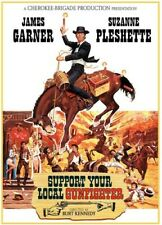 Support Your Local Gunfighter DVD NEW