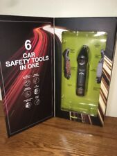 Protocol MultiSmart Autosave 6 in 1 Car Safety Multi Tool