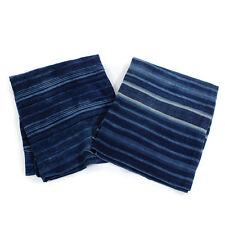 Vintage Dogon,Mali Indigo Dyed Fabric/Hand Woven Cotton 5' (60 x 36)