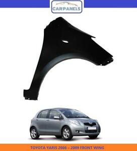 TOYOTA YARIS FRONT WING  2006 – 2009 RIGHT DRIVERS SIDE PRIMED OE 5381152210