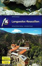 Reiseführer Languedoc-Roussillon 015/16, Camargue Michael Müller UNGELESEN neu