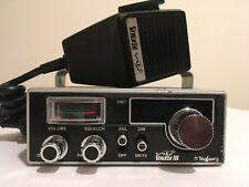 CB Radio Teaberry Stalker (3) AM CB Radio Mobile 40 Channel WORKS! FreeSHIP!