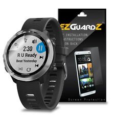 1X EZguardz LCD Screen Protector Shield HD 1X For Garmin Forerunner 935 Music